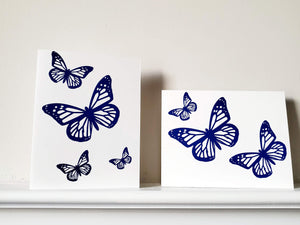 Butterflies - Greeting Card Set