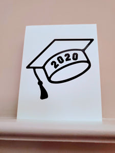 Graduation 2020 Greeting Cards