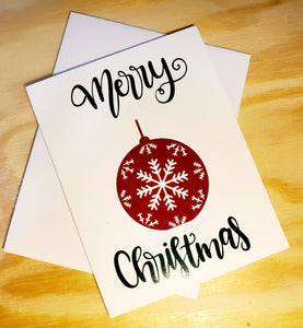 Holiday Greeting Card Set