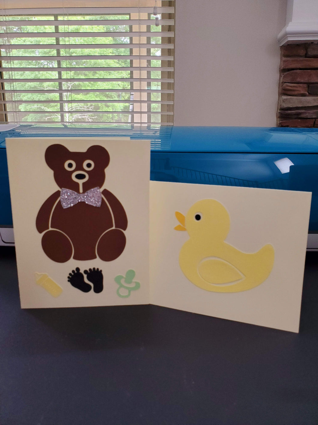 Welcome Baby Greeting Card Set