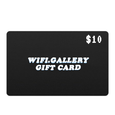 WIFI Gallery Giftcards