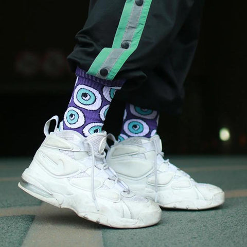 All Eyez On Me Socks