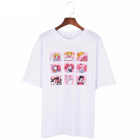 "Sailor Moon ""Emotions"" Tee"