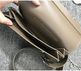 Vegan Leather Belt Bag / Shoulder Bag