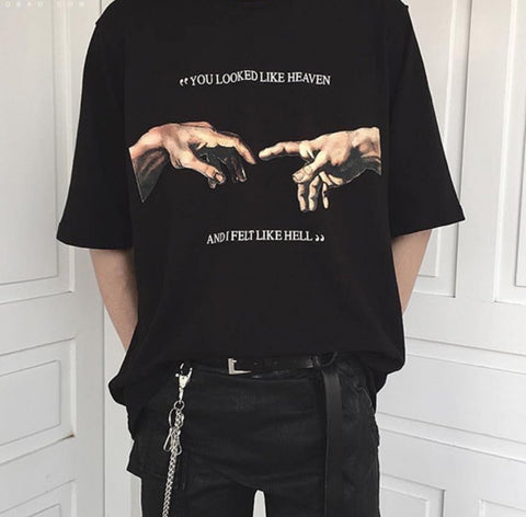 """You Looked Like Heaven"" Tee"