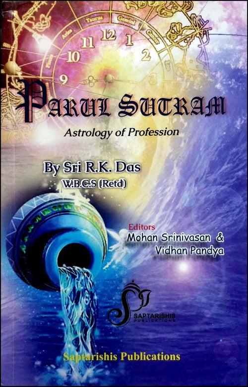 Parul Sutram Astrology Of Profession