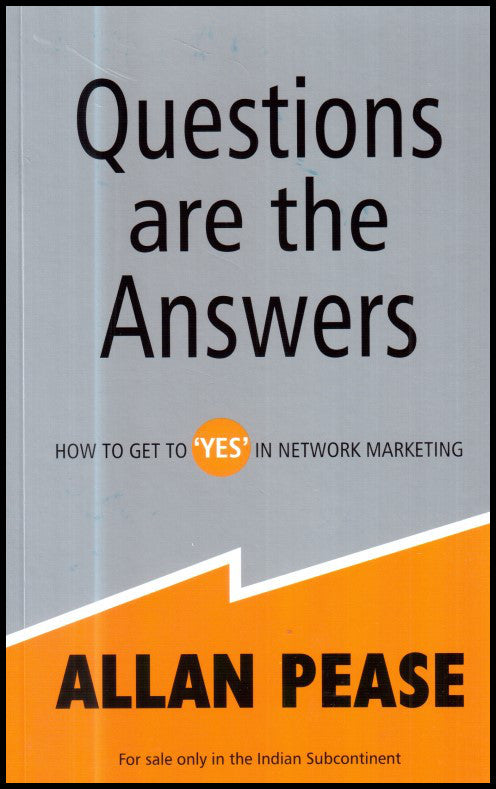 Questions Are The Answers - English