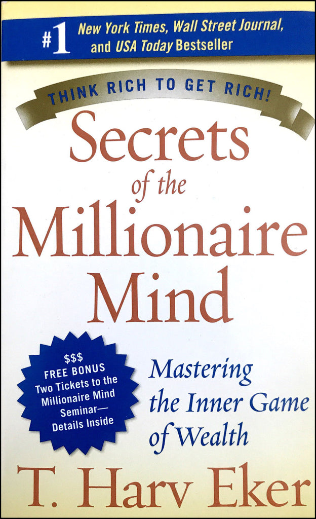 Secrets Of The Millionaire Mind (English)