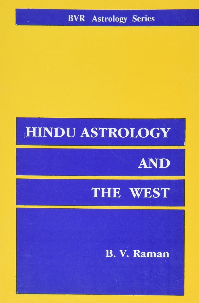 Hindu Astrology and the West [English]