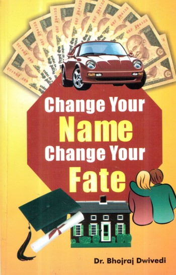 Change Your Name Change Your Fate (English)