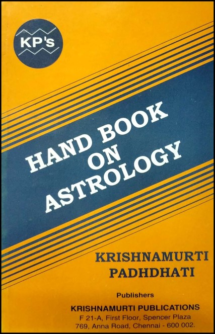 Hand Book On Astrology Part 1 & 2