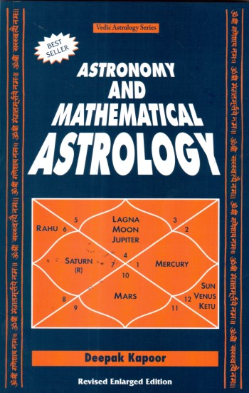 Astronomy And Mathematical Astrology - English