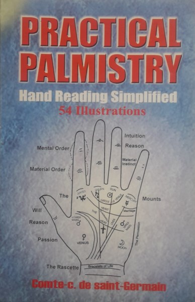Practical Palmistry Hand Reading Simplified 54 Illustrations