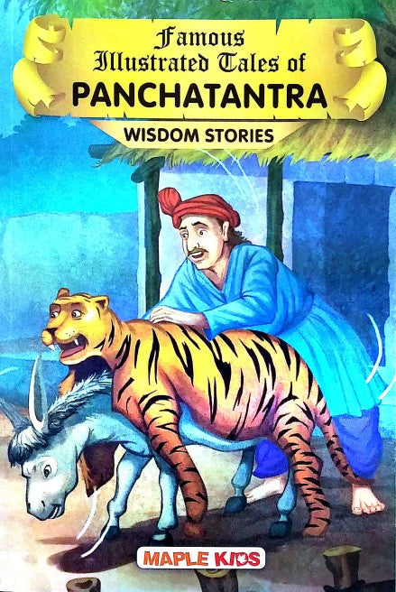Famous Illustrated Tales Of Panchatantra Wisdom Stories