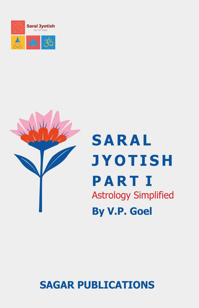 saral jyotish astrology simplified by vp goel