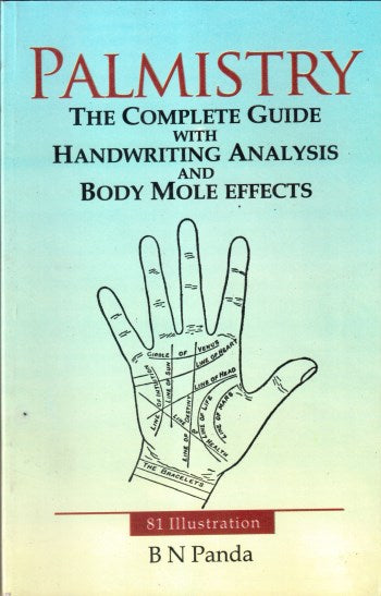 Palmistry The Complete Guide With Handwriting Analysis And Body Mole Effects