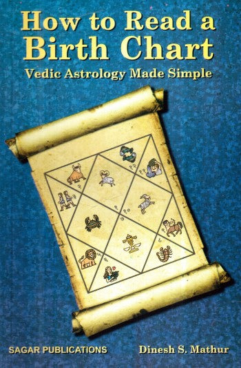 How To Read A Birth Chart (Vedic Astrology Made Simple)