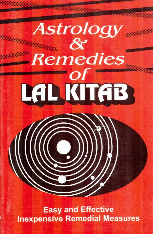 Astrology & Remedies Of Lal Kitab (English)