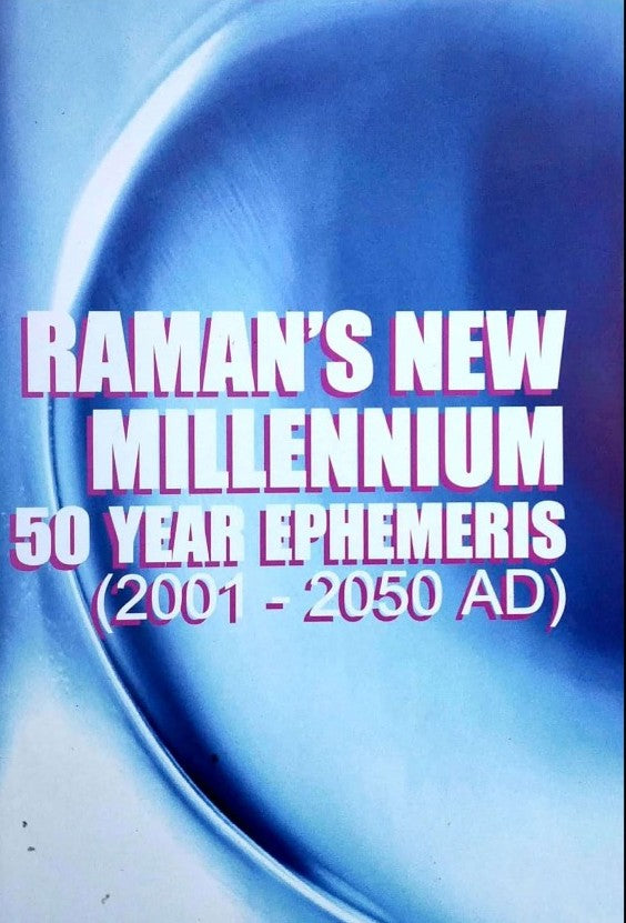 ramans-50-years-ephimeris
