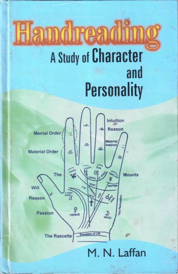 Handreading - A Study Of Character And Personality