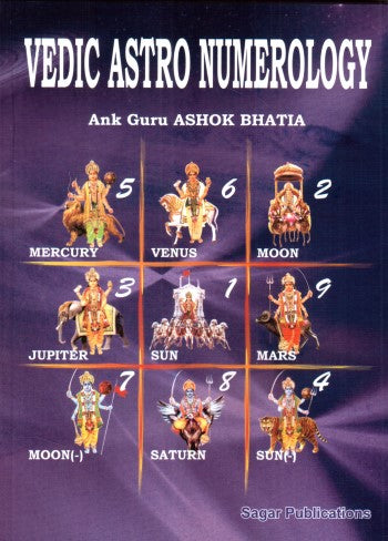 Vedic Astro Numerology - English