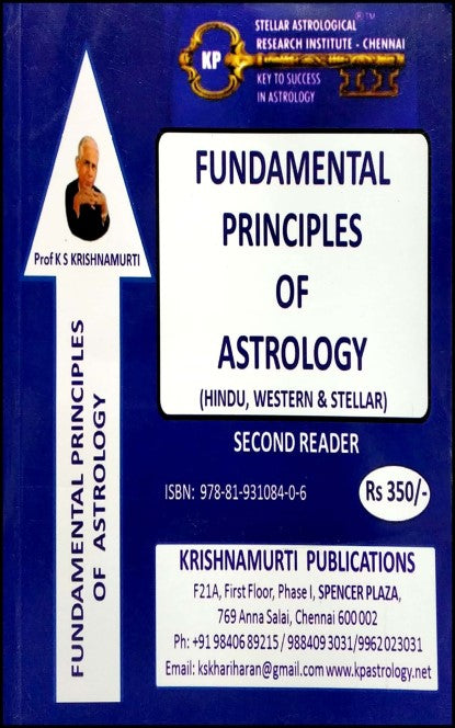 Fundamental Principles Of Astrology (2Nd Reader)