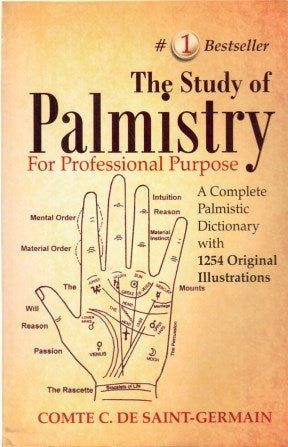 The Study Of Palmistry For Professional Purpose (English)