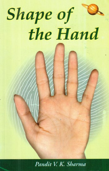 Shape Of The Hand - English