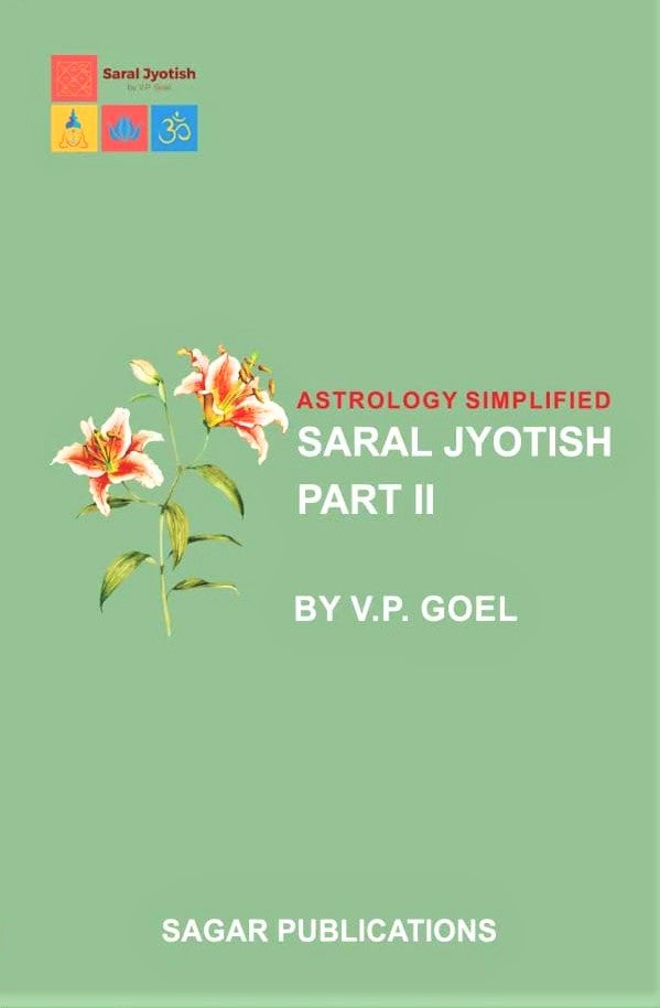 Saral Jyotish Part 2  by VP Goel