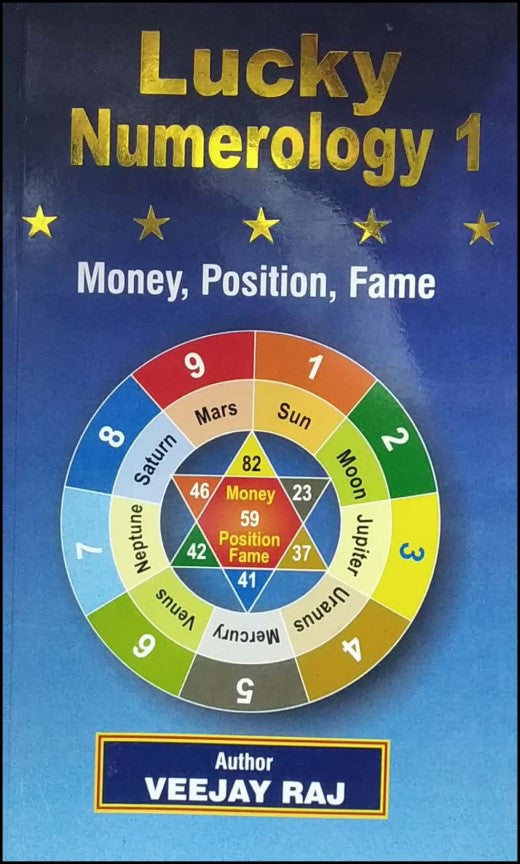 Lucky Numerology1 Money Position Fame