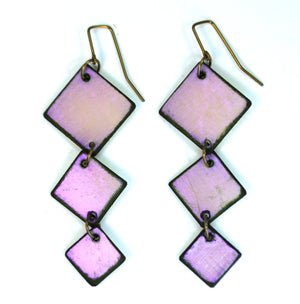 Square Dance Earrings