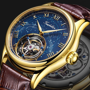 Hubble Space Edition: Luxury Tourbillon Watch