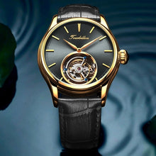 Load image into Gallery viewer, Planet Edition: Classic Tourbillon Watch