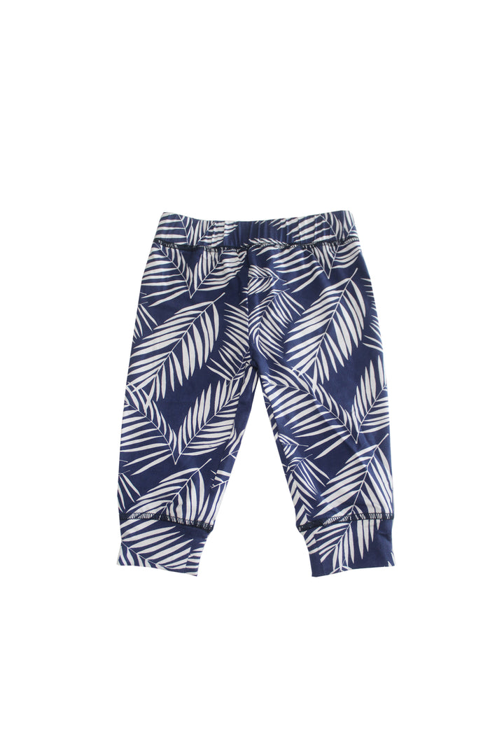 Leggings - Coastal Frond