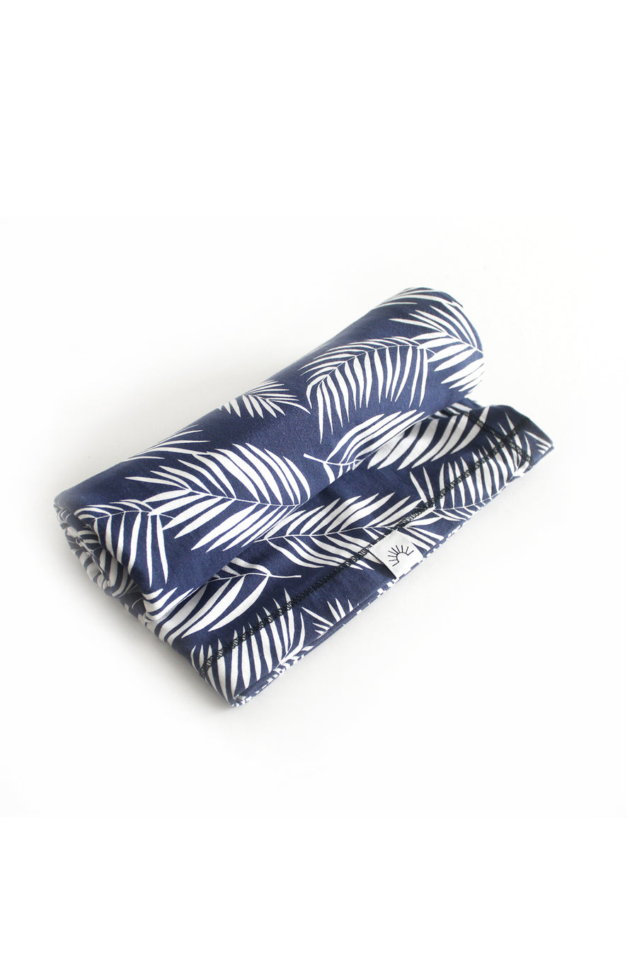 Swaddle Blanket - Coastal Frond