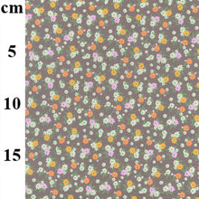 Load image into Gallery viewer, Floral Cotton Poplin