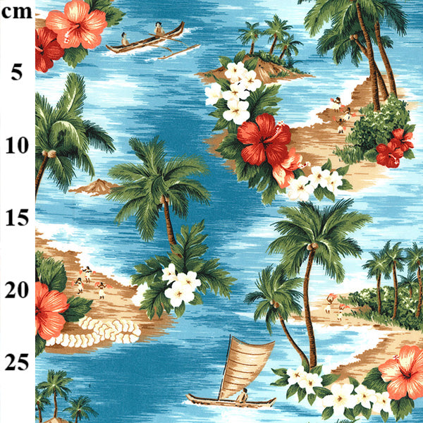Cotton Summer Prints Fabric