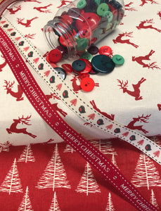 Christmas craft Fat Quarter Bundle