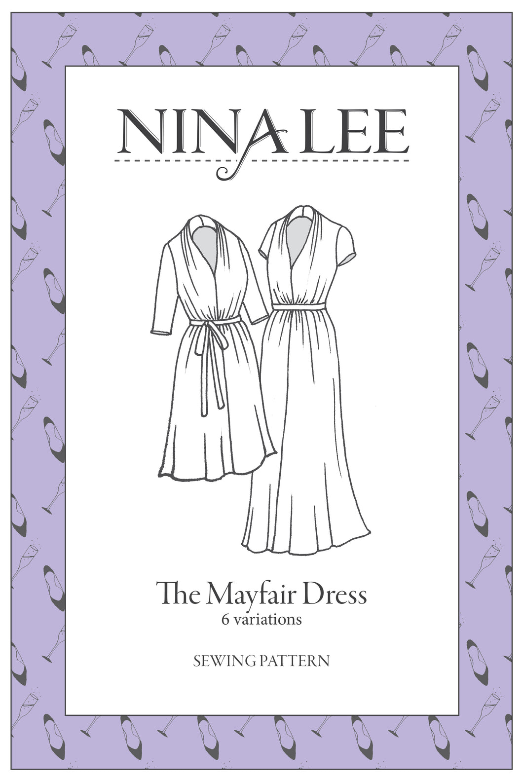 Nina Lee THE MAYFAIR DRESS