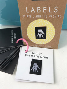Labels By Kylie & the Machine