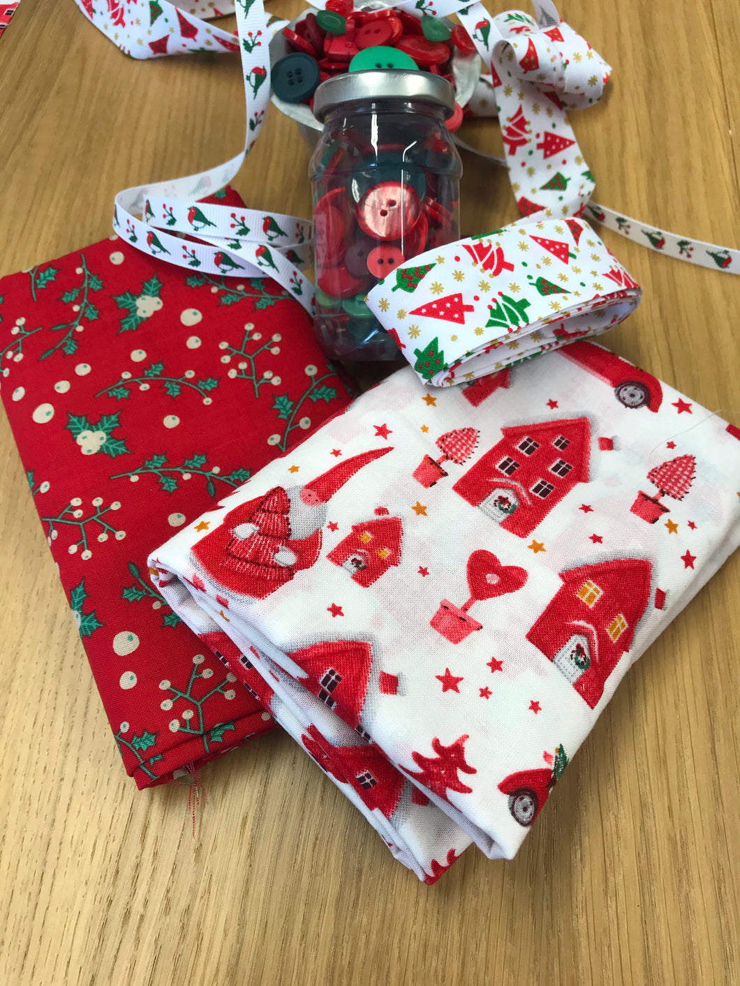 Christmas Craft Half Metre Bundle