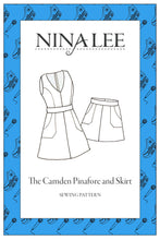 Load image into Gallery viewer, Nina Lee THE CAMDEN PINAFORE & SKIRT