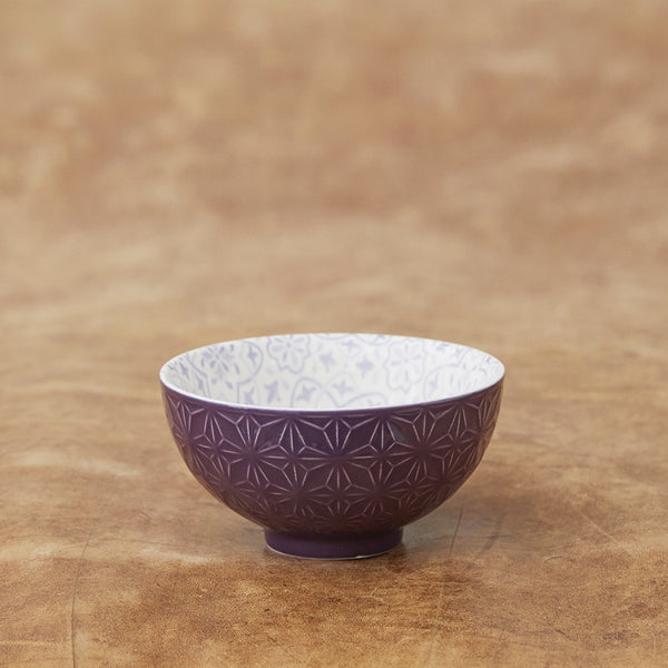 Monday Sunday Alikka Bowl Bowls Purple