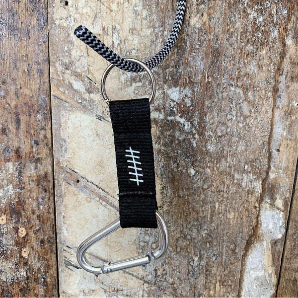 Monday Sunday Keyhanger Key hanger Black
