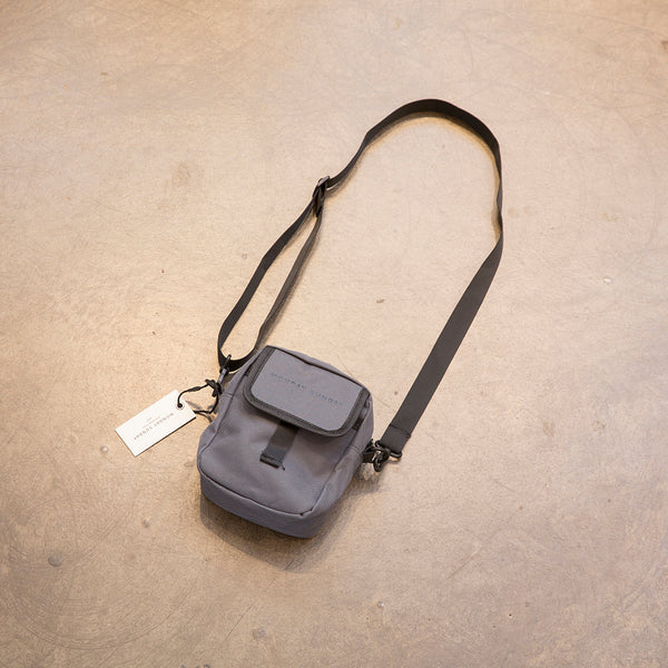 Monday Sunday Multi-function small waistbag - JZ-D233.G Bags Grey