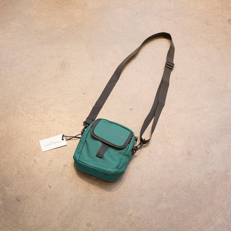 Monday Sunday Multi-function small waistbag - JZ-D233.GR Bags Green