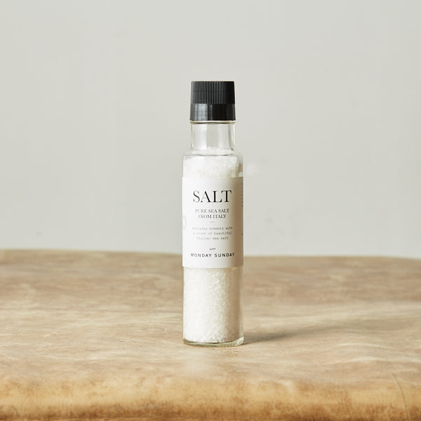 Monday Sunday Sea Salt Salt & Pepper Seasalt 06