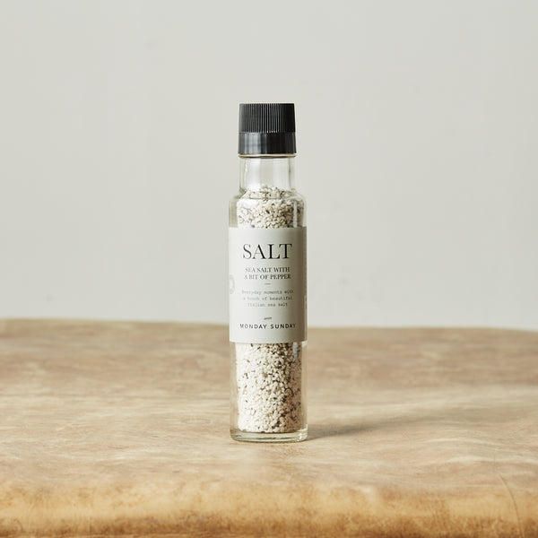 Monday Sunday Sea Salt & Pepper Salt & Pepper Salt-Peber 04