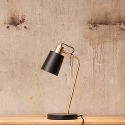 Monday Sunday Vibe Lamp Lighting Black