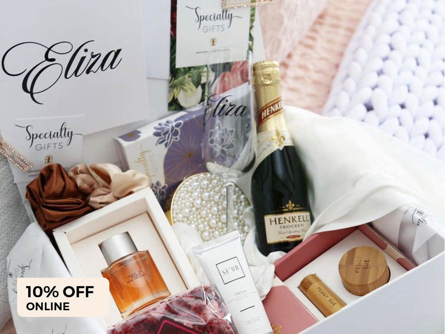 10% Off any Gift Hamper - Specialty Gifts